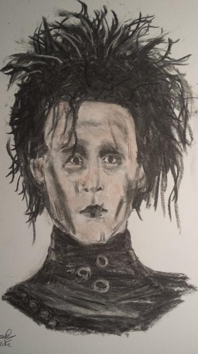 Johnny Depp by EmanuelAbate